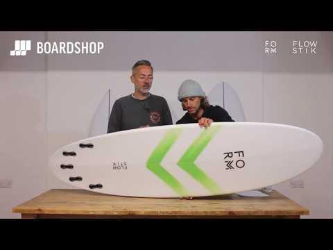Form Flow Stik Surfboard Review