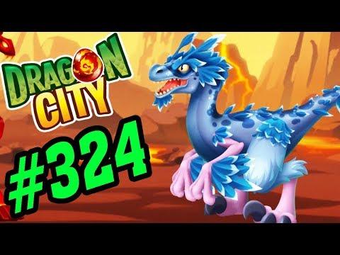 ✔️ PREWINGS KHỦNG LONG ĂN THỊT! - Dragon City Game Mobile - Nông Trại Rồng Android, Ios #324