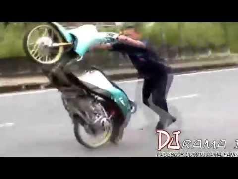 อุบัติเหตุจากรถมอเตอร์ไซร์ By Dj rama2