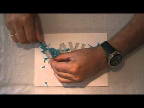 Serigrafiar o estampar camisetas en casa