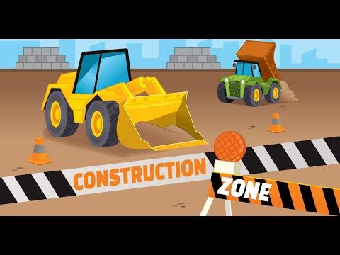 Construction Zone (August 7) / LB Pre-K