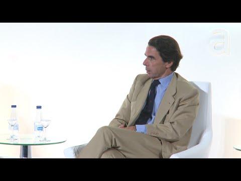 """Aznar: """"Antes que España, se romperá Cataluña"""""""