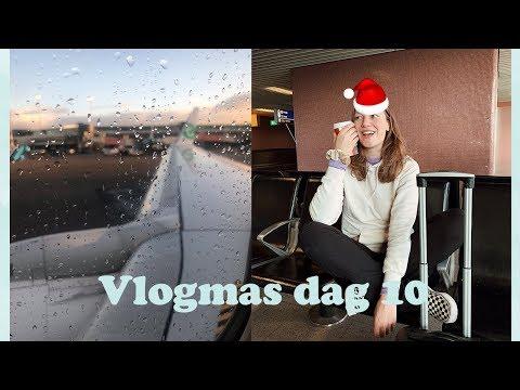 VLOGMAS 10 - Inpakken en naar Marrakech  Aimée van der Pijl