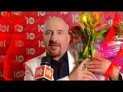ПОЗДРАВЛЕНИЕ с 10-летием телеканала ШАНСОН ТВ от ЖЕКИ