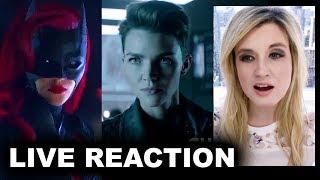 Batwoman Trailer REACTION