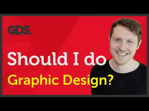 Should I do Graphic Design? Ep18/45 [Beginners Guide to Graphic Design]