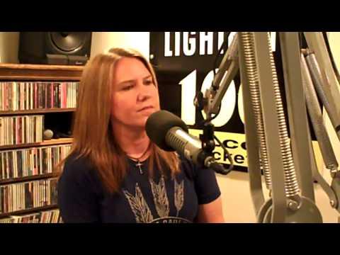 Jen Foster on WRLT Lightning 100's The 615 with Wells & Hammel. (Pt.2)