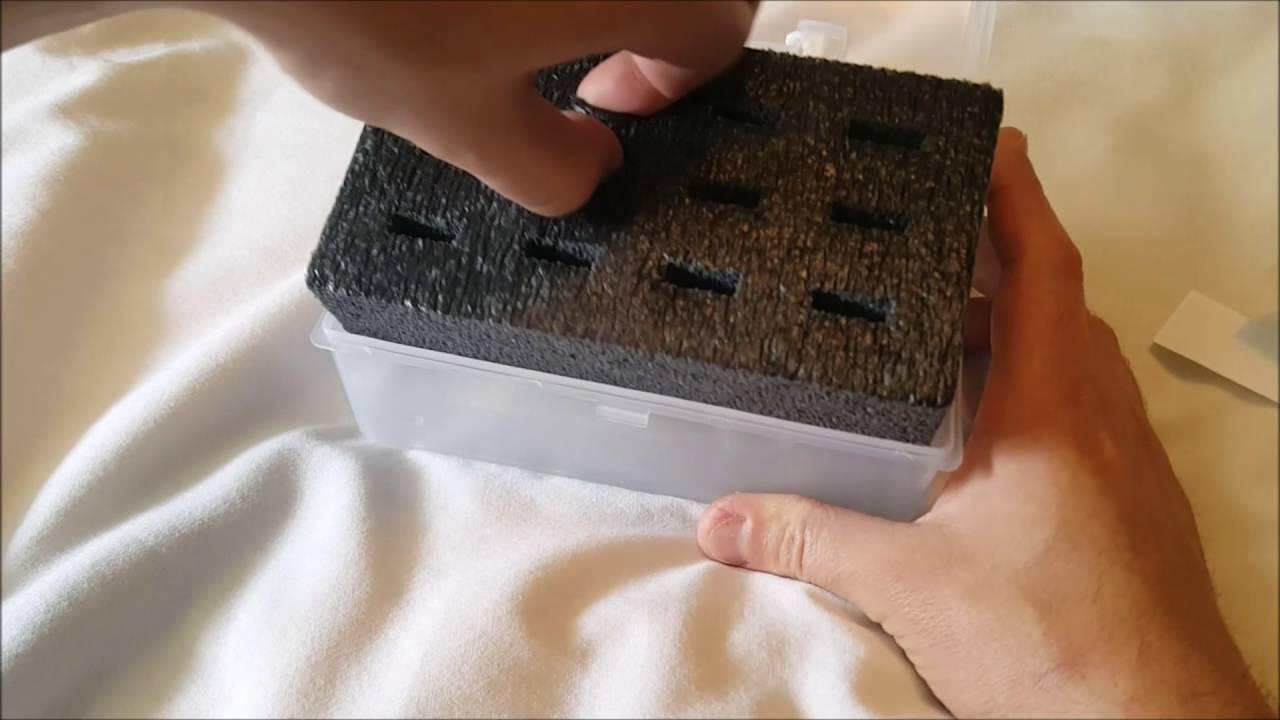 PC Repair Kit Memory USB Accessory Organizer Storage Case Box ...
