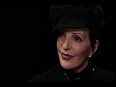 A Conversation With... LIZA MINNELLI AND CHARLES BUSCH