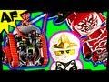 Garmadon GARMATRON 70504 Lego Ninjago Stop Motion Set Review
