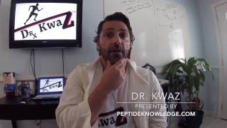 Dr. Kwaz GHRP/GHRH(Are peptides the future of medicine and possibly an athletes best friend? Dr. Kwaz discusses the functions of GHRP/GHRH and their possible roles in medicine ..., 2016-05-25T14:14:29.000Z)