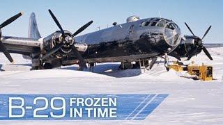 "Boeing B-29 Superfortress ""Kee Bird"" , ""Frozen in Time"" ! NOVA"