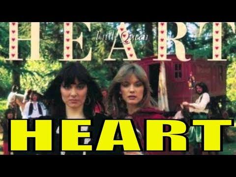 "The Secret to the HEART Sound | ""Barracuda"" (1977) Guitar Tone |"