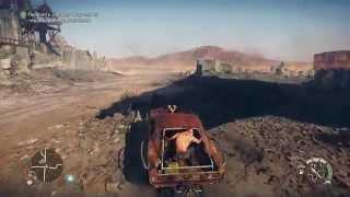 Mad Max гличь на бесконечный лом