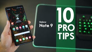 10 PRO tips to master your Samsung Galaxy Note 9