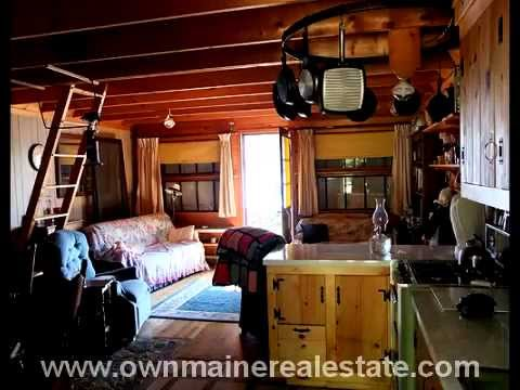 saponac on scenic cottages for lakefront sale cottage lake maine youtube watch sold waterfront