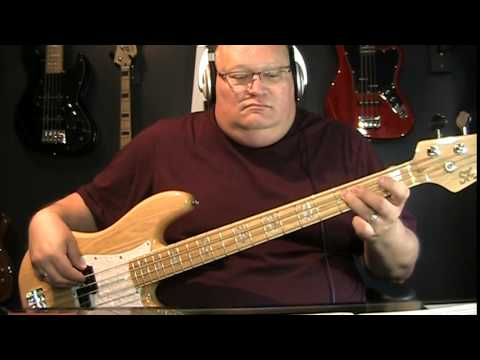 U2 One Bass Cover With Notes & Tablature