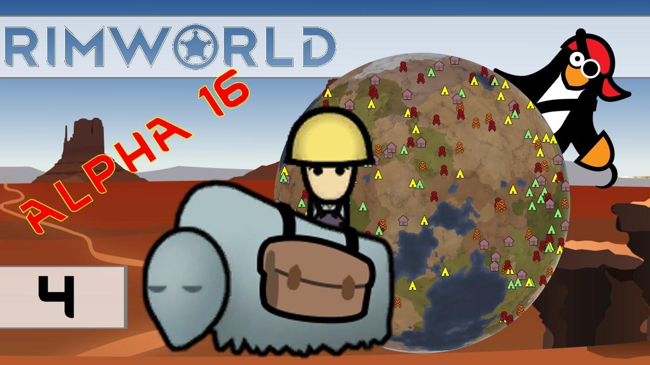 4] Let's Play RimWorld Alpha 16: Our First Caravan   RimWorld ...