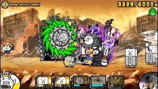 The Battle Cats ~ Tornado Carnival II ⟨Deadly⟩ ~ NO GACHA ⟨CHEESE⟩