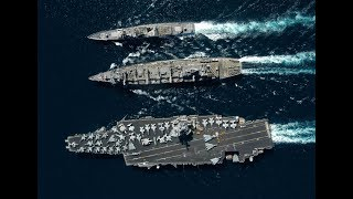 The Final Voyage of the Aircraft Carrier Enterprise