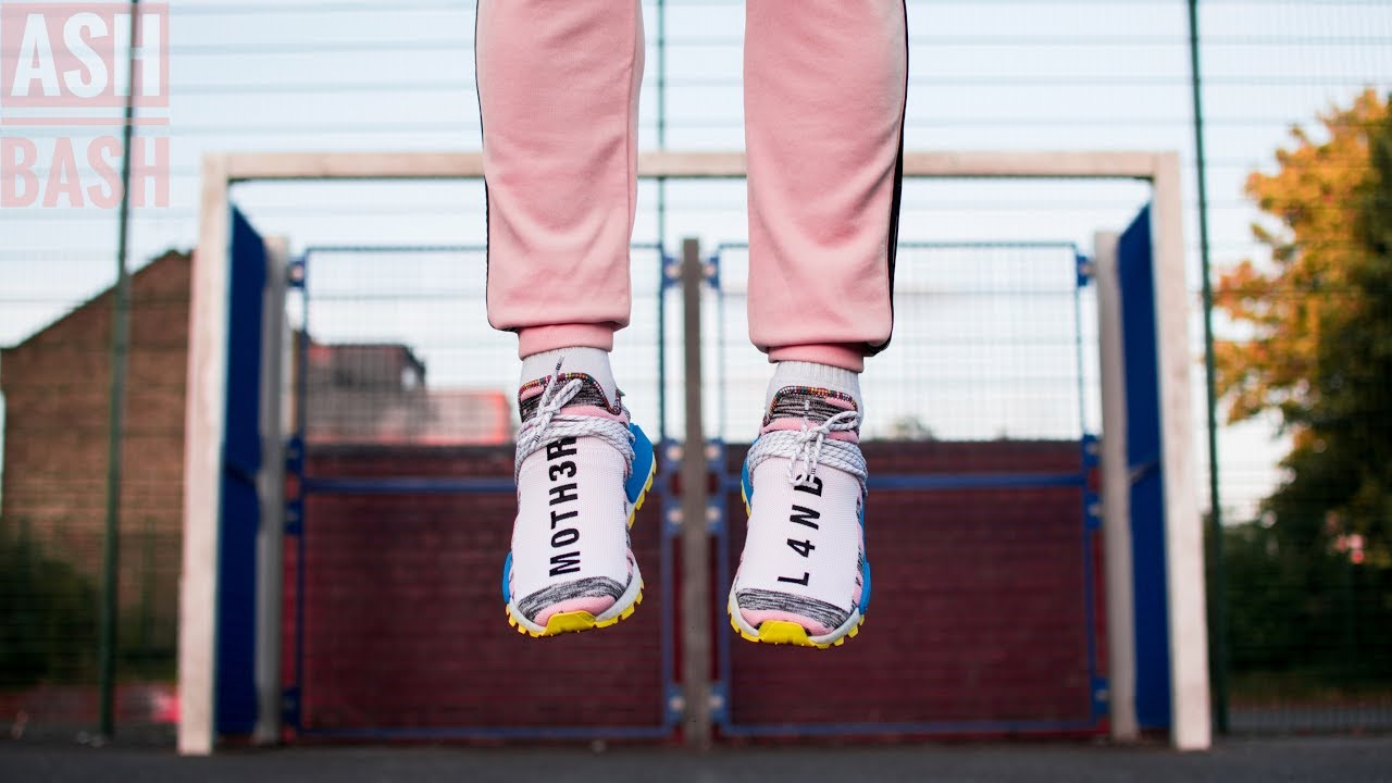 Review + On Foot | Adidas x Pharrell Williams Human Race NMD