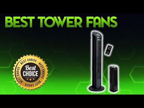 Best Tower Fans 2019 - Tower Fan Review