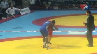 2011 Greco Worlds 120kg Final - Riza Kayaalp (TUR) vs. Mijan Lopez (CUB)