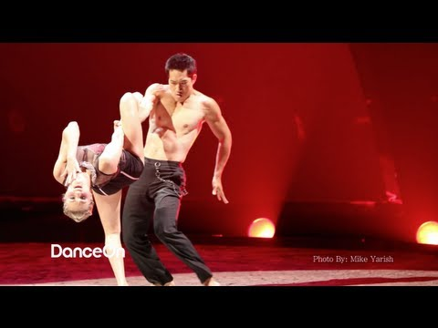 SYTYCD 2012 - Season 9 Top 8 -  Twitch, Mandy Moore - Performance & Elimination Interviews
