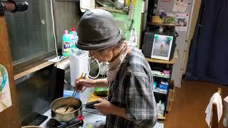 2019.06.19 ばあちゃんの孫への料理教室 ばあちゃん流 マグロフレークの味付け  4K 高画質 thumbnail