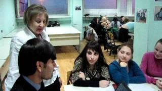 Живая Библиотека 15.12.2011. Ход занятия (1)