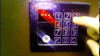 Открытие домофона МEТAKOM с помощью кодов.