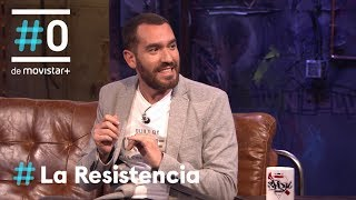 LA RESISTENCIA - El sacrificio es el camino de la gente sin talento | #LaResistencia 27.02.2018