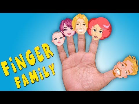 jari Keluarga | sajak anak-anak | lagu anak-anak | Finger Family