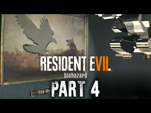 Let's Play Resident Evil 7 Part 4 (2 Of 3 Doggos + Breaking Ai)