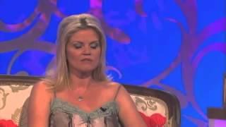 Danniella Westbrook on the Paul O'Grady show