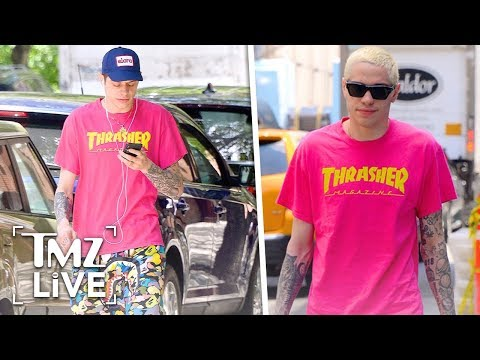 Pete Davidson Warned To Stay Away From Ariana Grande | TMZ Live