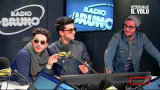 IL VOLO @ RADIO BRUNO
