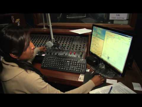 Inside The Americas - Radio San Gabriel, voice of the Aymara people