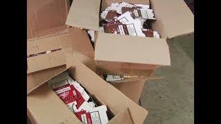 Подпольный табачный цех закрыли на Ставрополье