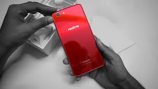 Realme 1 Unboxing