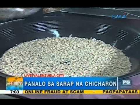 Valenzuela City's secret to cooking crispy and delicious chicharon | Unang Hirit