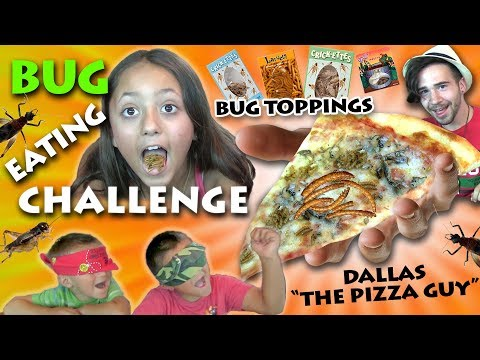 Kids Pizza Challenge with Dallas (FUNnel Vision)