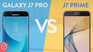 Galaxy J7 PRO vs J7 PRIME 2 | qual comprar? - Comparativo!!