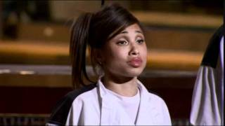 Hells Kitchen US Season Nine - Elise Gets Eliminated.