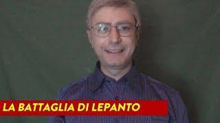 La Battaglia di Lepanto - Alessandro il Barbero - I Grandi Massacri Storici