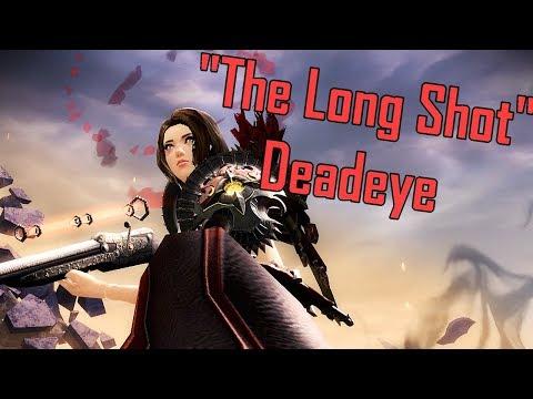 "Guild Wars 2 - ""The Long Shot"" Deadeye Build & Gameplay"