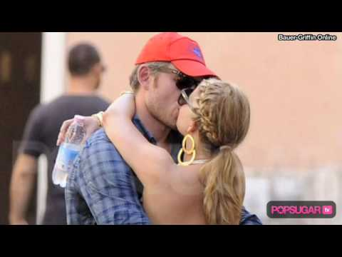 Jessica Simpson Returns From Italy With New Love Eric Johnson