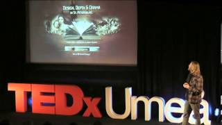 The power of storytelling: Erik Nissen Johansen at TEDxUmea