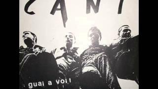 Cani - Guai A Voi! (EP 1983)