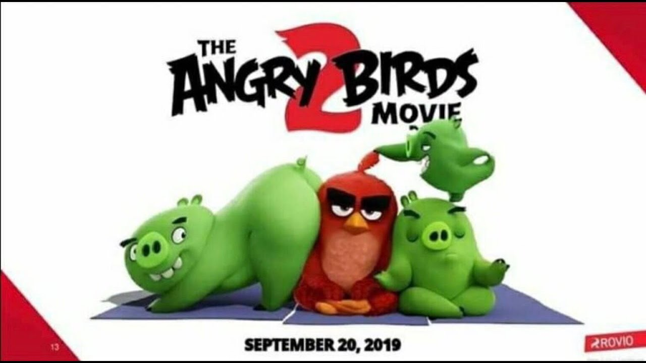 Angry Bird Movie 2 Official Hindi Trailer 2019 Youtube